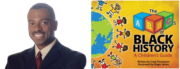 Craig Thompson & The ABCs of Black Inventors